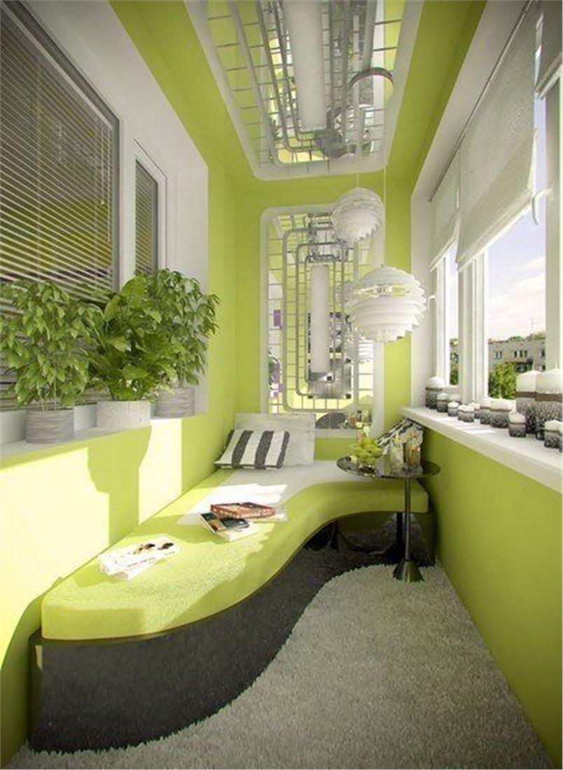 20 классных идей для обустройства балкона или лоджии - zvez-.