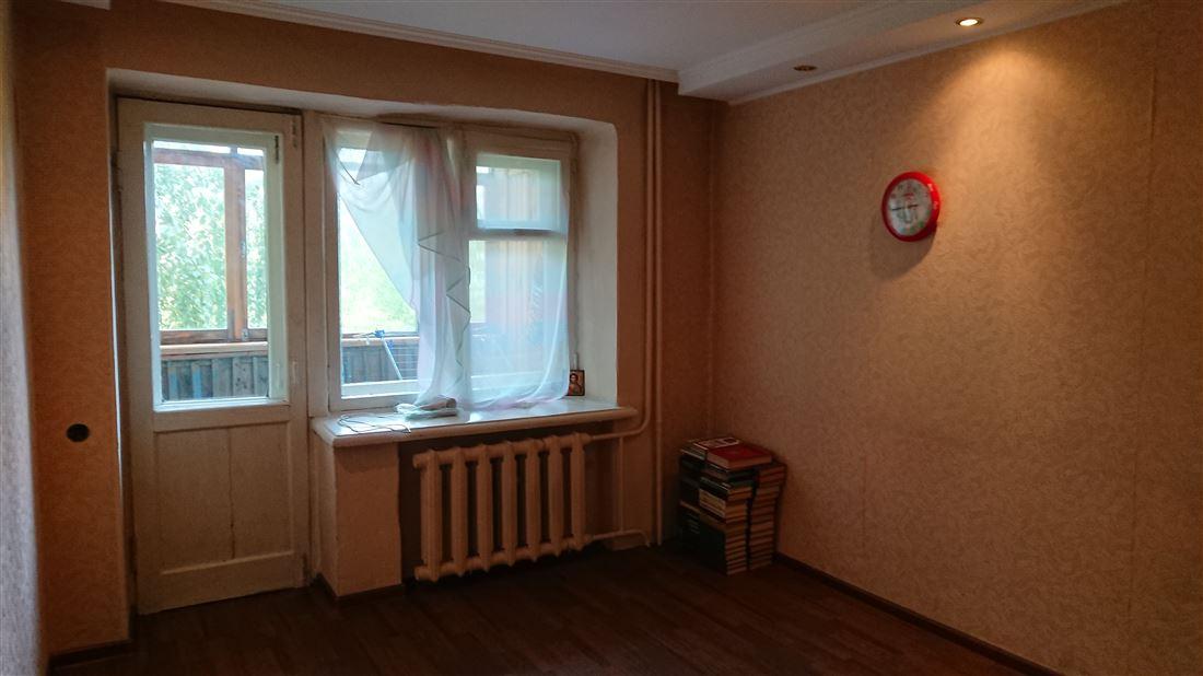 Квартира на продажу по адресу Россия, Омская область, Омск, ул Энтузиастов, д. 25А