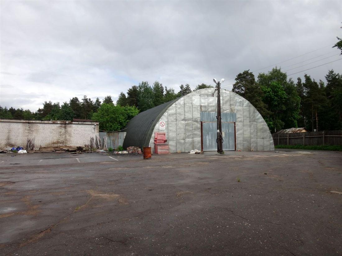 Warehouse на продажу по адресу Россия, Санкт-Петербург, Зеленогорск, ул Выборгская, д. 8