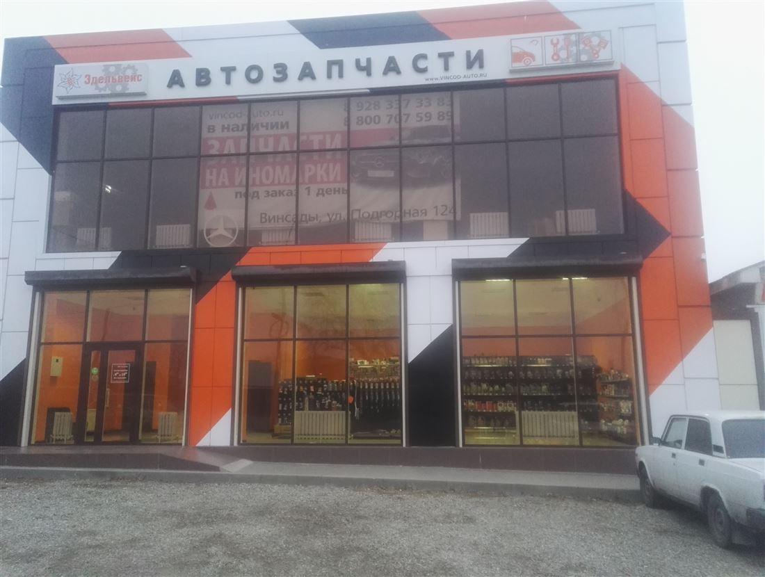Retail на продажу по адресу Россия, Ставропольский край, Предгорный, Винсады, ул Подгорная, д. 124Б