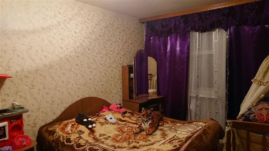 Квартира на продажу по адресу Россия, Омская область, Омск, ул 50 лет ВЛКСМ, д. 4Б