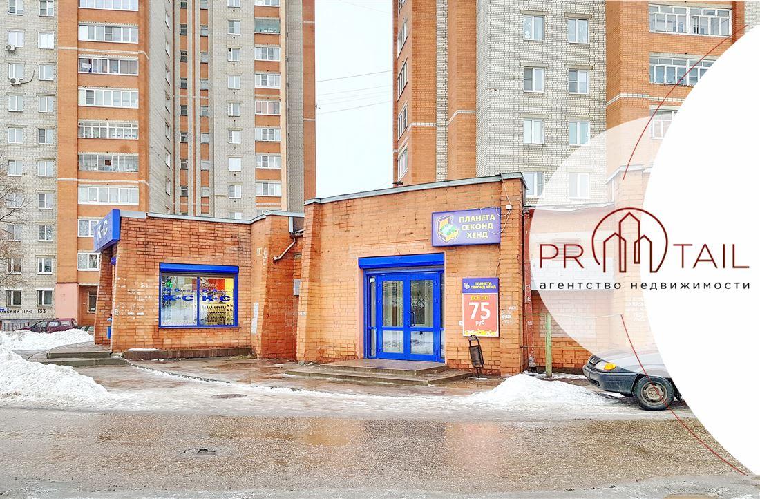 Free Purpose в аренду по адресу Россия, Ярославская область, Ярославль, Московский пр-кт, д. 135