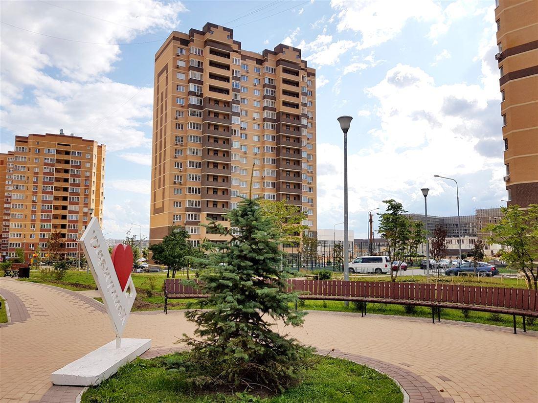 Квартира на продажу по адресу Россия, Московская область, Сосенское, Москва, ул Сосенский Стан, д. 13
