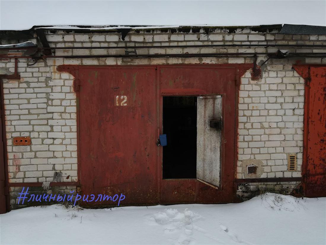 Гараж на продажу по адресу Россия, Рязанская область, Рязань, поселок Элеватор, д. 4В
