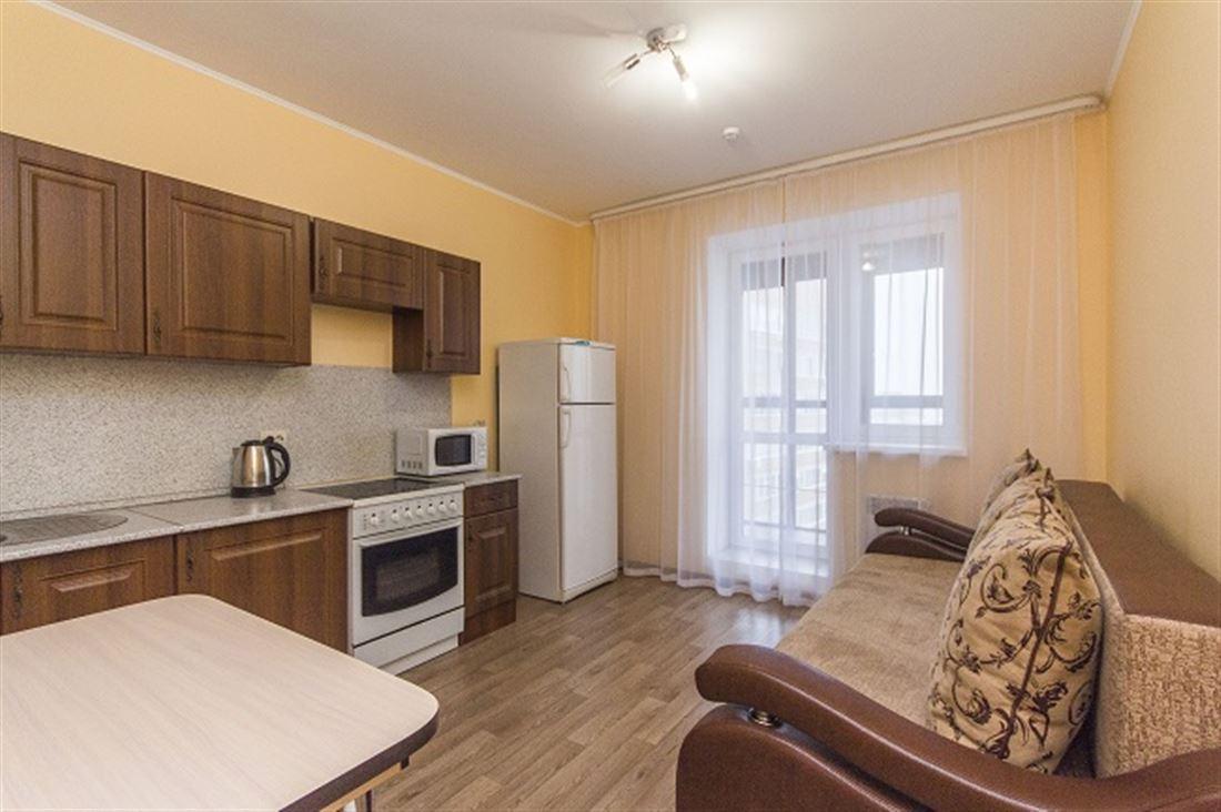 Квартира в аренду по адресу Россия, Тюменская область, Тюмень, ул Первомайская, д. 50
