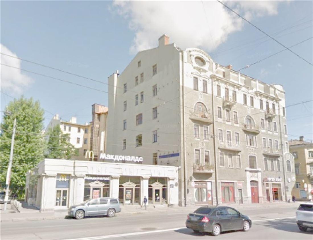 Office на продажу по адресу Россия, Санкт-Петербург, Санкт-Петербург, Загородный пр-кт, д. 45