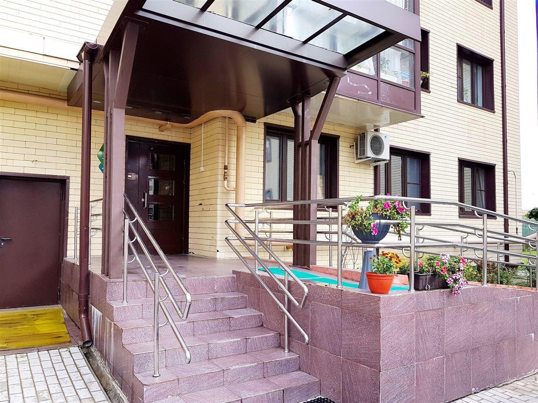 Квартира на продажу по адресу Россия, Московская область, Одинцовский, Ромашково, ул Никольская, д. 14 к 1