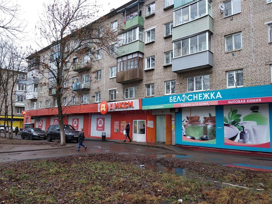 Retail на продажу по адресу Россия, Ярославская область, Гаврилов-Ямский, Гаврилов-Ям, ул Менжинского, д. 45