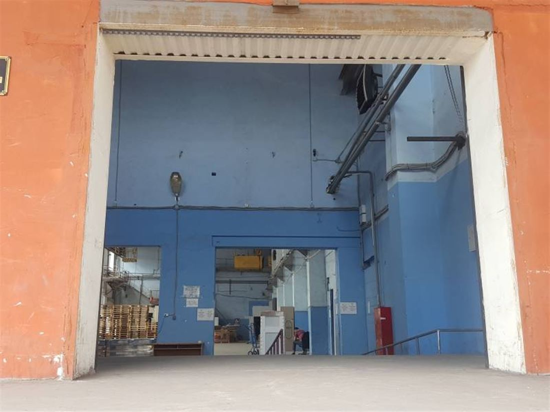 Warehouse в аренду по адресу Россия, Санкт-Петербург, Санкт-Петербург, ул Заозёрная, д. 8