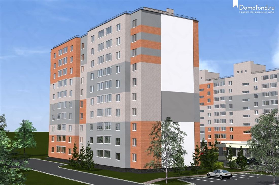 Квартира на продажу по адресу Россия, Тверская область, Тверь, ул Гончаровой, д. 34 стр 1