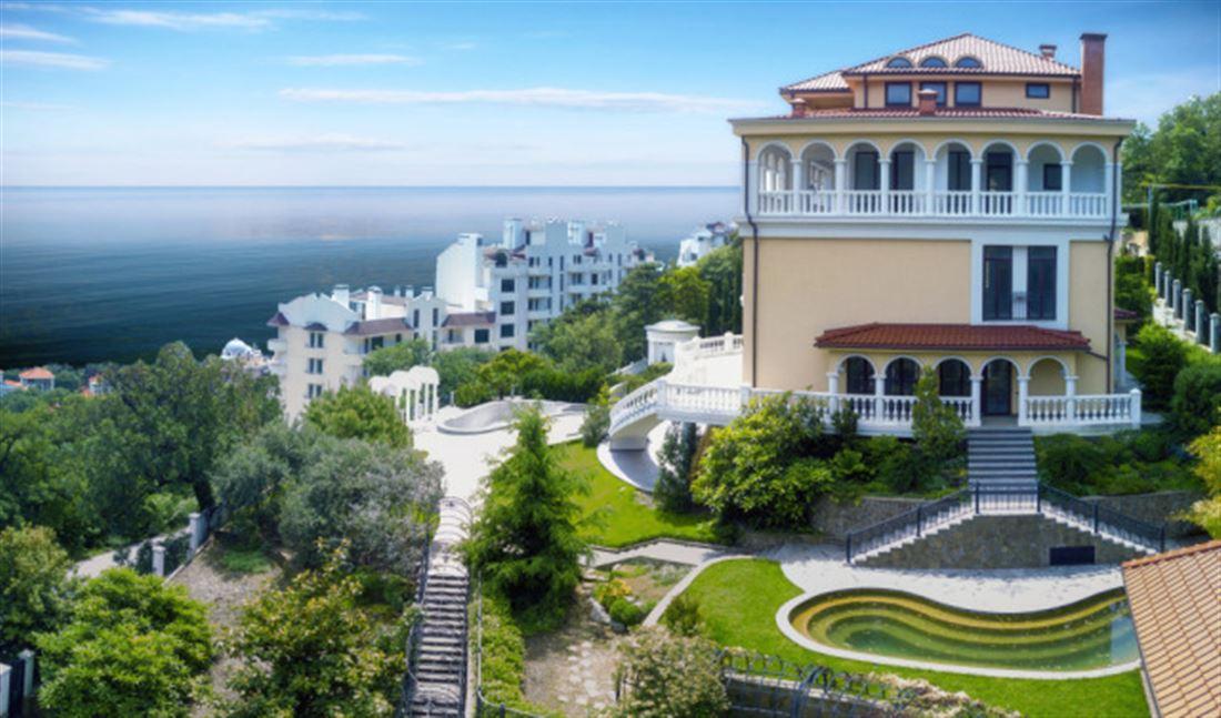 Дом на продажу по адресу Россия, Республика Крым, Ялта