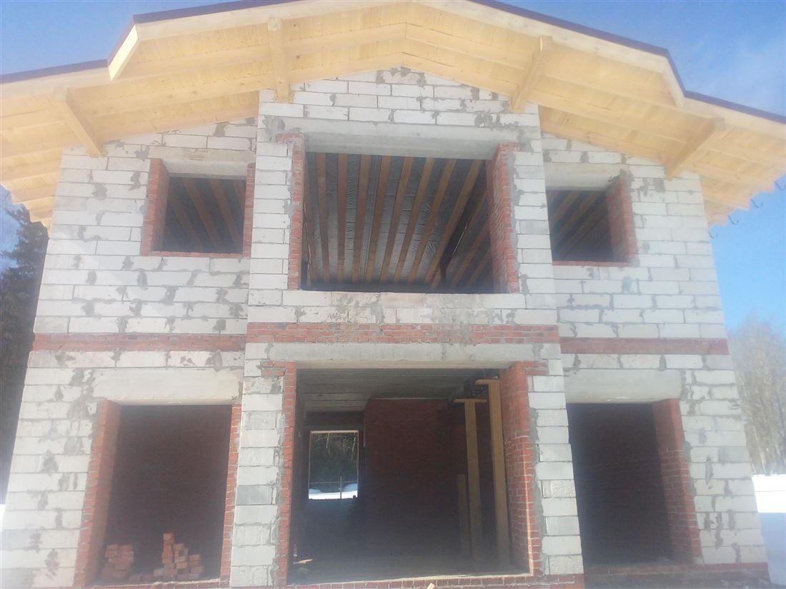 id в имлс 1323383 продам дом площадью 120 м2 г ижевск, тер. днт игерман , участок 10 сот. з ...