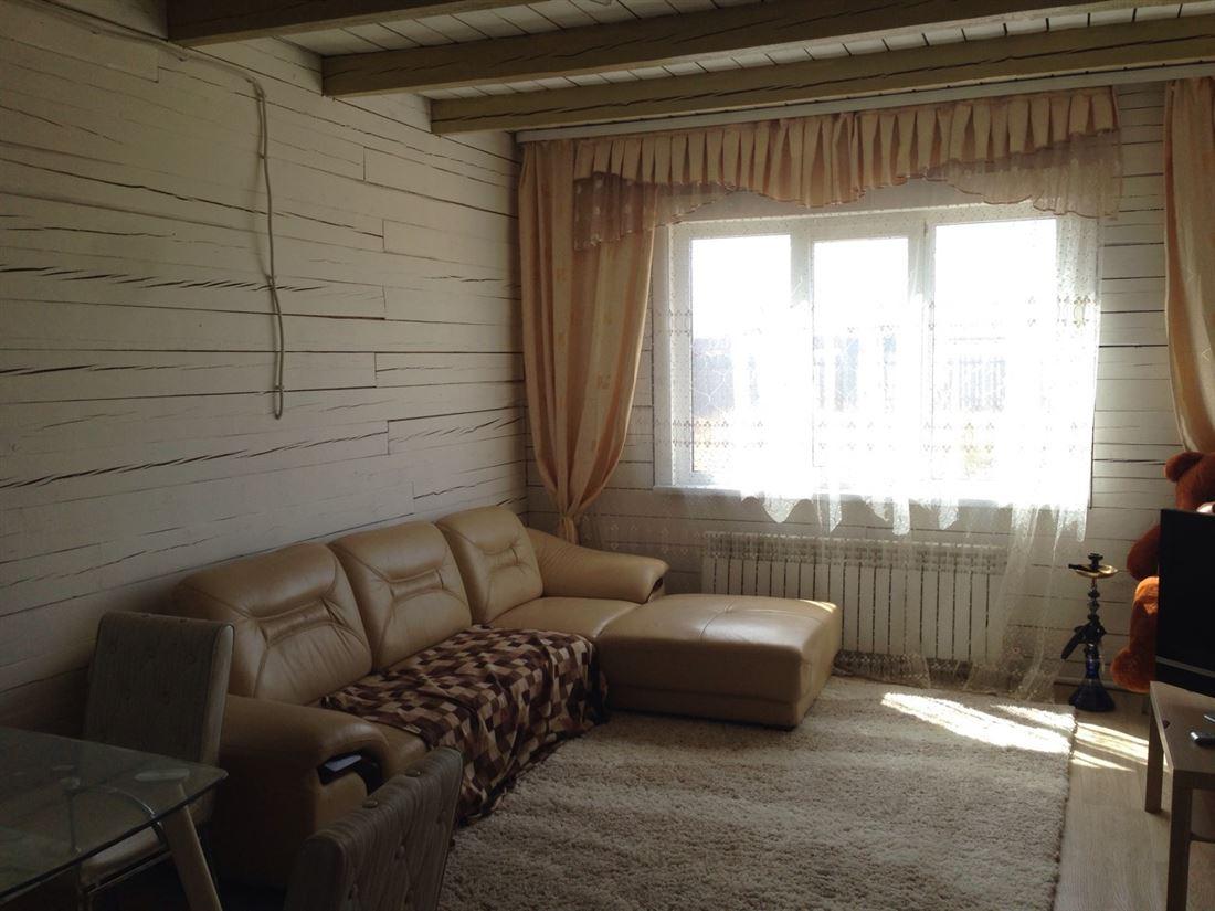 id в имлс 1351237 продам дом площадью 124 м2 село смоленка добротный мкр 338а , участок 8 с...