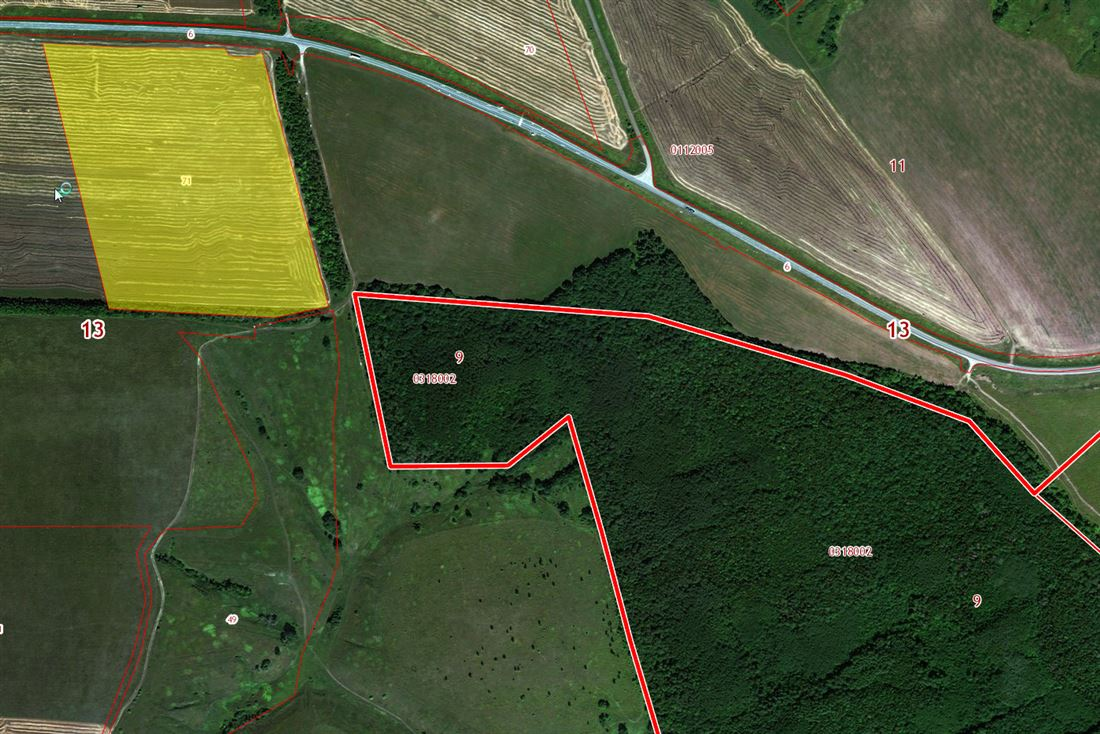 id в имлс 1280594 продам участок площадью 18 гектар рп кадошкино земли с х назначения...