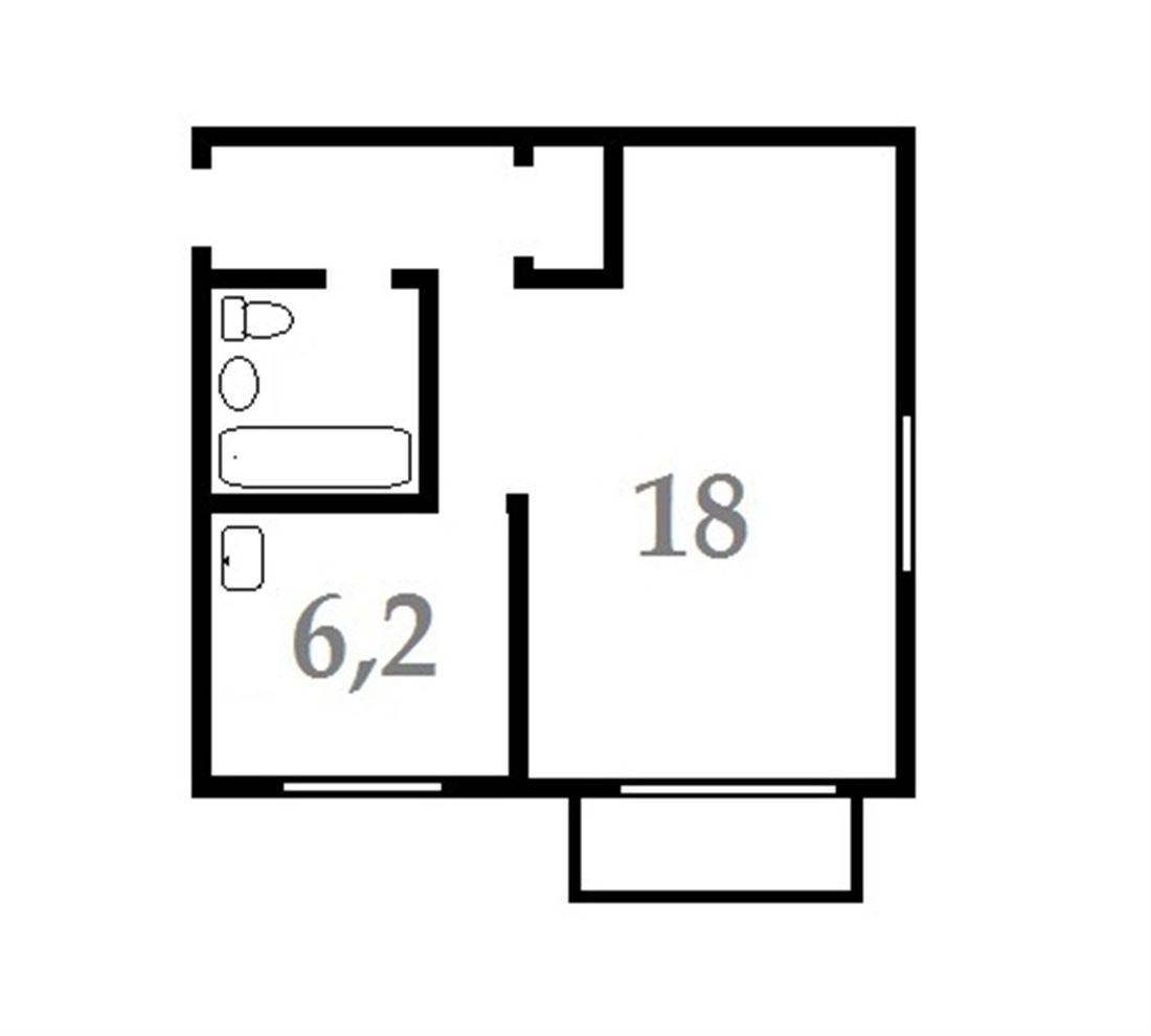 Квартира на продажу по адресу Россия, Томская область, Томск, ул Елизаровых, д. 44