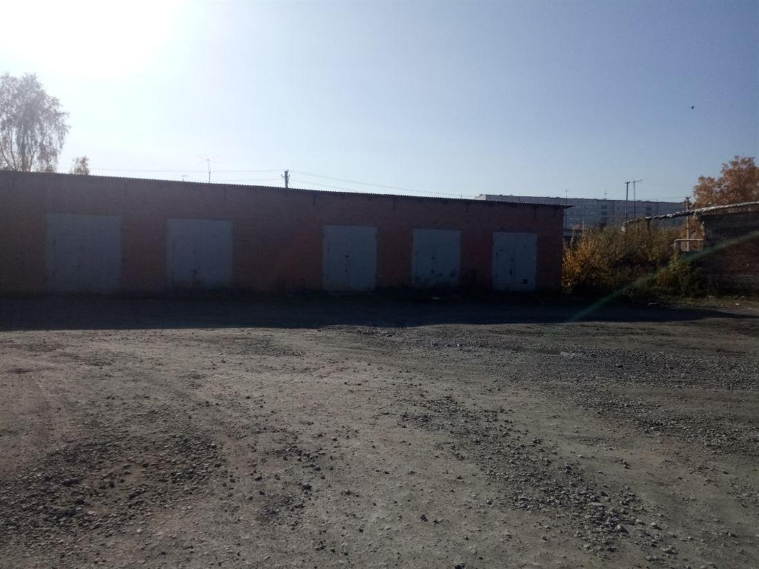 Гараж на продажу по адресу Россия, Новосибирская область, Искитим, ул Базарная, д. 17
