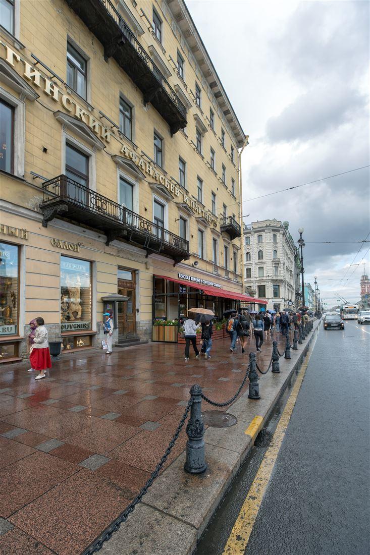 Business на продажу по адресу Россия, Санкт-Петербург, Санкт-Петербург, Невский пр-кт, д. 22