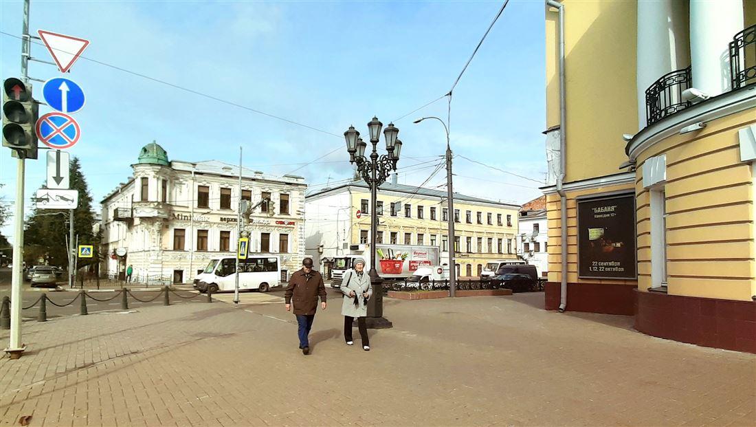 Retail на продажу по адресу Россия, Ярославская область, Ярославль, пл Волкова, д. 1