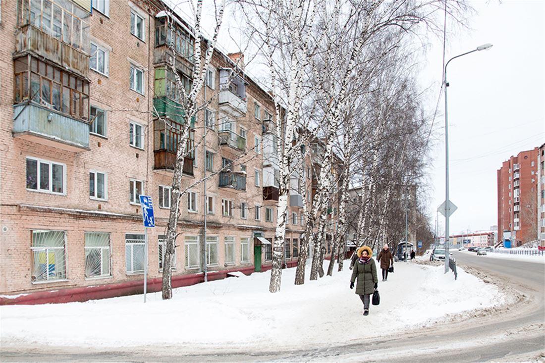 Томск недвижимость фото