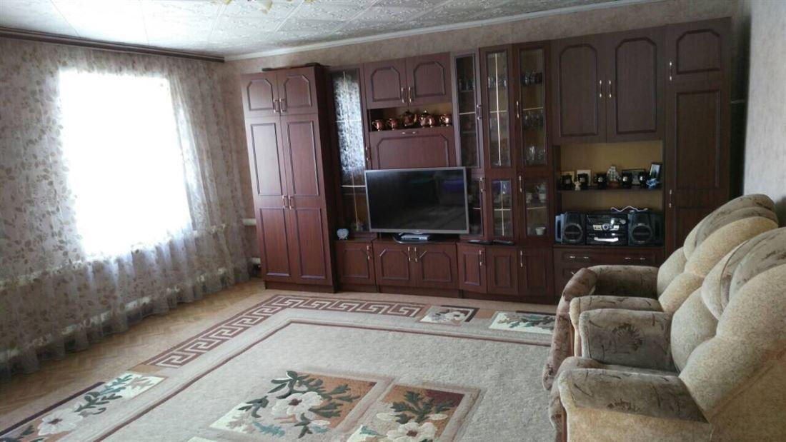 id в имлс 1362579 дом в селе новое акшино на 2 семьи. 64 кв.м бревно обложено кирпичом. 35 к...