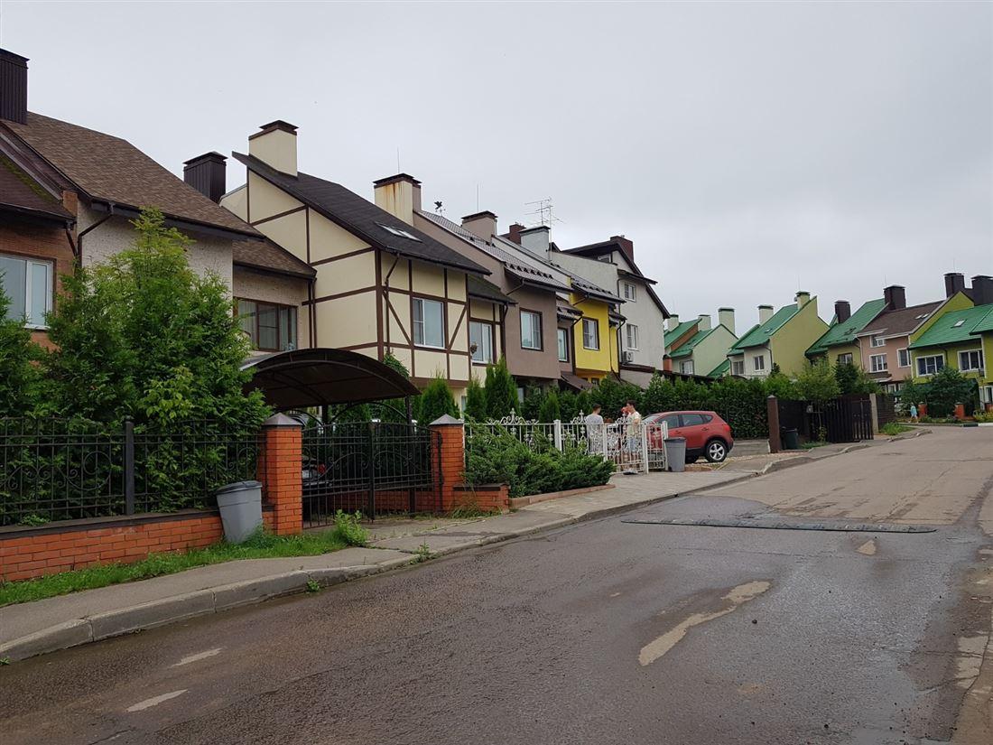 Таунхаусы в ждановском кстовский район фото поделитесь своей